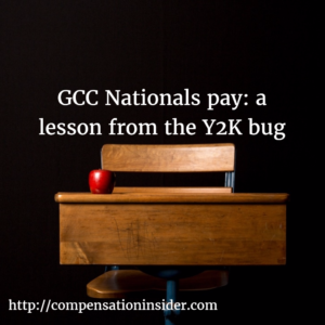GCC Nationals pay a lesson from the Y2K bug