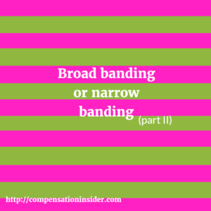 Broad banding or narrow banding (pt 2)