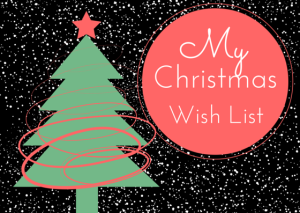 My C&B Christmas wish list