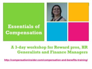 Essentials of Compensation training