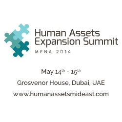 Human Assets Expansion summit - Dubai - May 2014