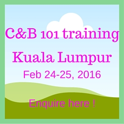 Contact me to learn about my training in February 2016 in Kuala Lumpur