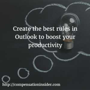 Create the best rules in Outlook to boost your productivity
