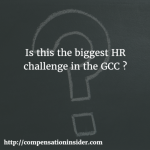 Is this the biggest HR challenge in the GCC